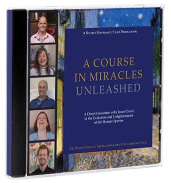 A Course In Miracles Unleashed Soundtrack: CD