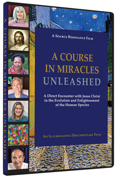 A Course In Miracles Unleashed: DVD