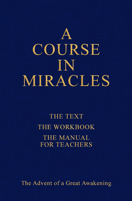 A Course In Miracles - Scuffed Cover