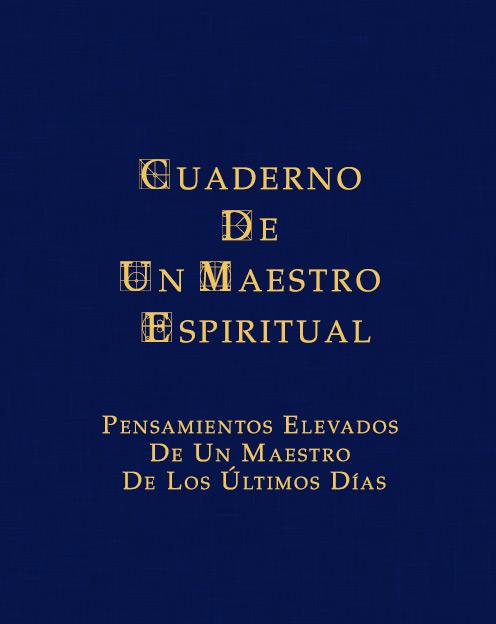 Cuaderno de un maestro espiritual